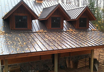 Metal Roofing Northern Michigan