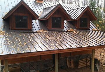 Metal Roofing Northern Michigan